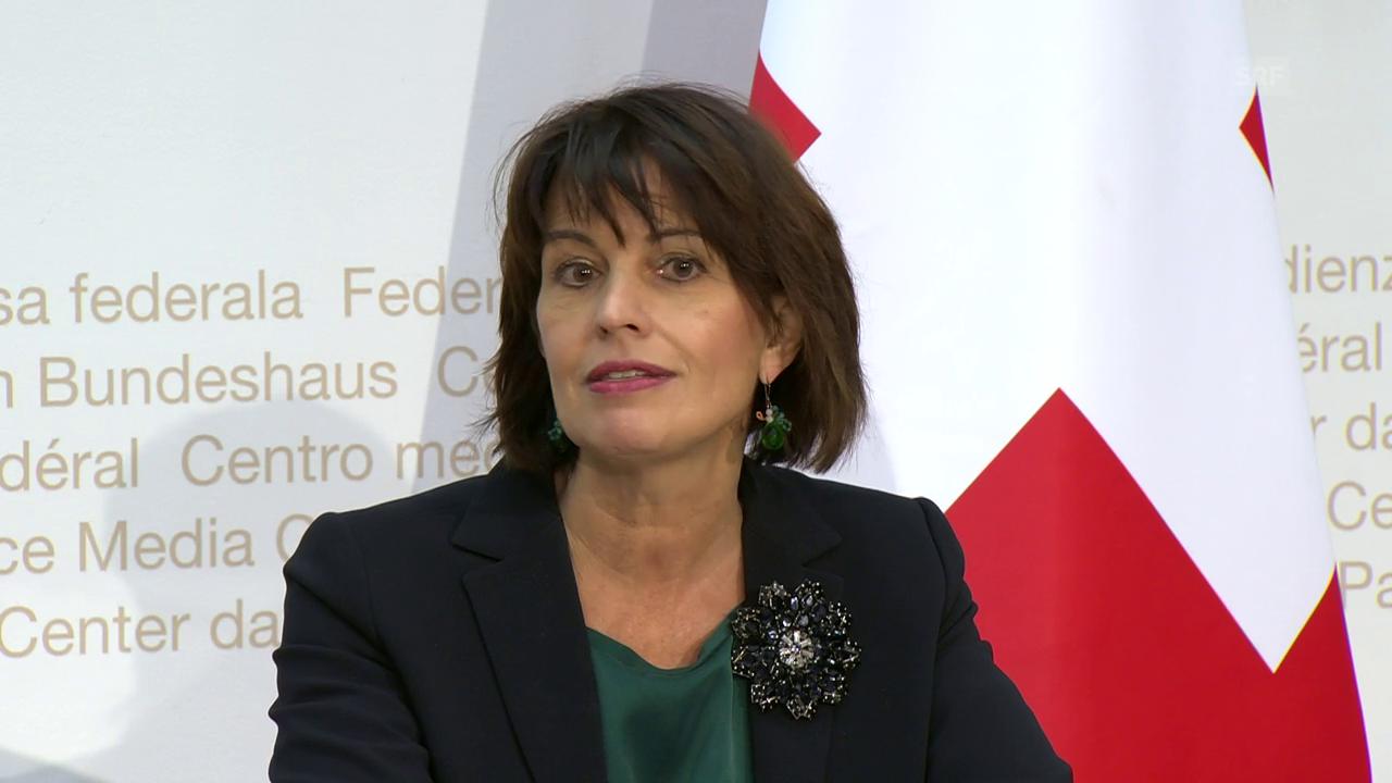 «Bundesrat unterstützt die neuen EU-Länder mit 1,3 Milliarden»