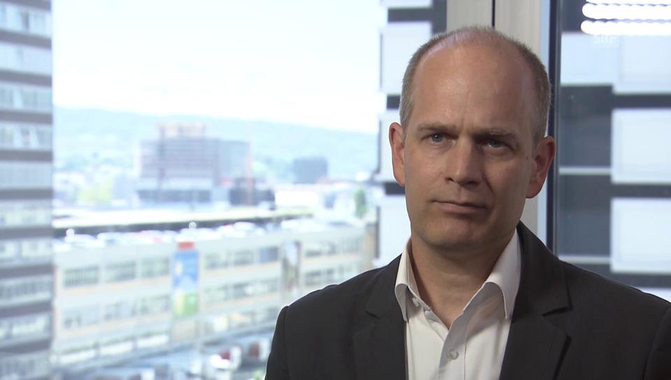 Arbeitspsychologe Patrick Boss zu den Katastrophen-Anleihen der Credit Suisse.