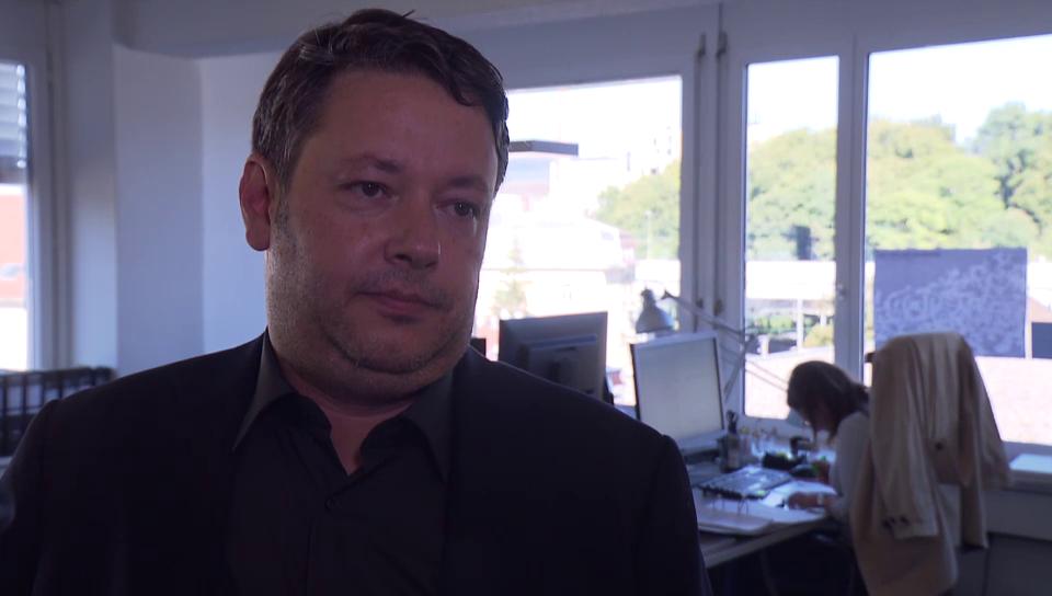 Dominik Matter: «Der Bestand an Einfamilienhäusern ist riesig»