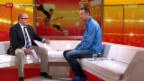 Video «Fussball: Studiogast Marco Streller, Teil 3» abspielen
