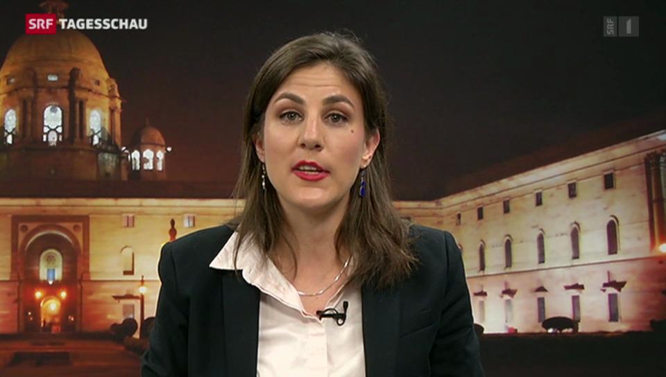 Einschätzungen von SRF-Korrespondentin Karin Wenger