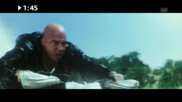 Video «Filmstart diese Woche: «xXx: Die Rückkehr des Xander Cage»» abspielen