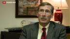 Video «Interview mit ehemaligem Waffen-Inspektor Charles Delfer» abspielen