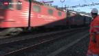 Video «Crossrail will Grenzgänger im Führerstand» abspielen