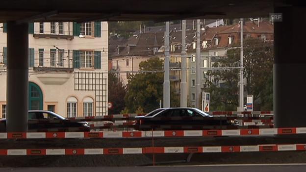 """Video «Kunstprojekt """"Nagelhaus""""» abspielen"""
