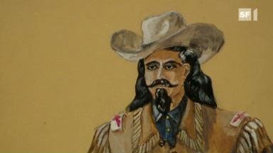 Hommage an einen Indianer – Das Leben des Angy Burri wird Kunst