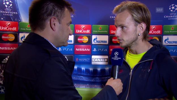 Video «Fussball: Ivan Rakitic im Interview» abspielen