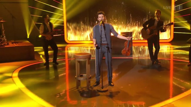 Video «Sebalter - «Hunter of Stars» und «Day of Glory»» abspielen