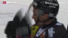 Video «Eishockey: Platzierungsrunde, 6. Spieltag» abspielen