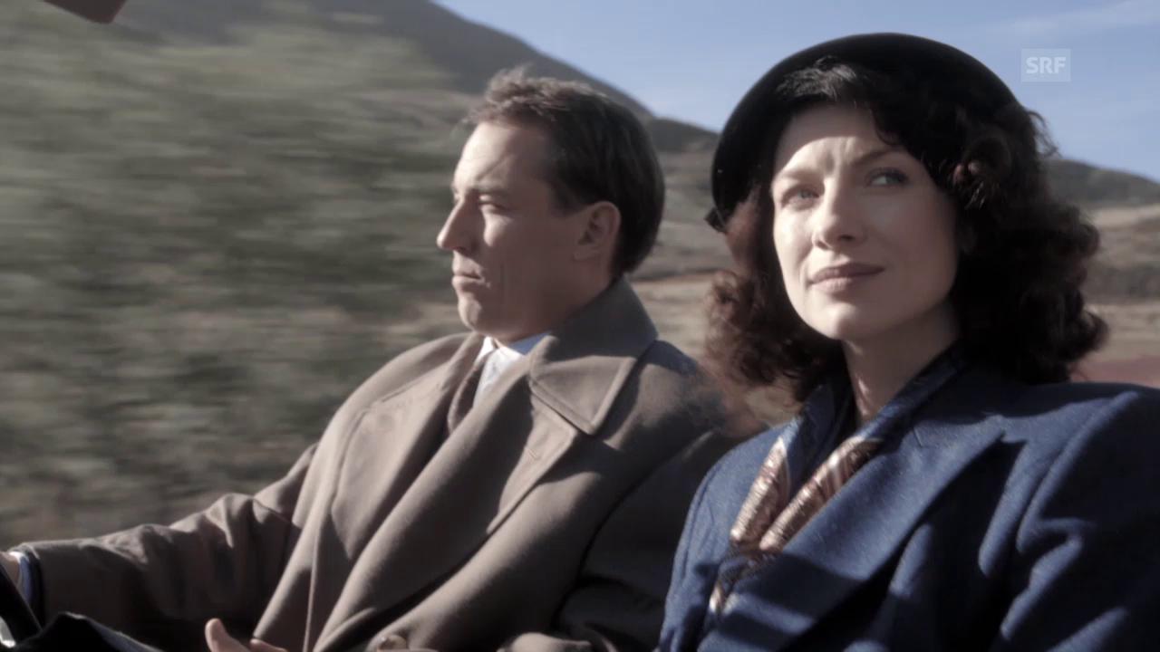 Outlander – Die Highland-Saga (Ausschnitt 1)