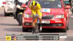 Video «Tour de France: Froome gewinnt das Zeitrennen» abspielen