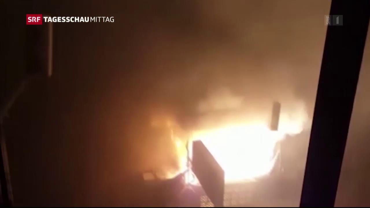 Zahlreiche neue Luftschläge auf Aleppo