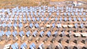 Video «Sonne soll globales Energieproblem lösen» abspielen