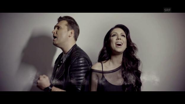 Video «Estland - Koit Toome & Laura mit «Verona»» abspielen