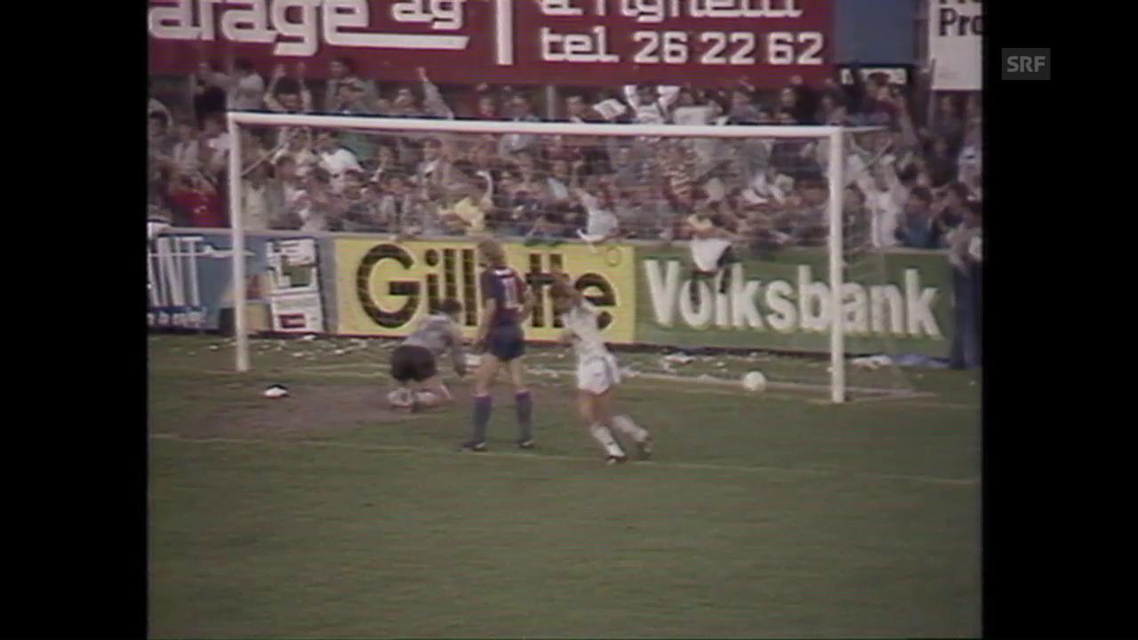 1988: Stimmungsbild nach dem FCB-Abstieg