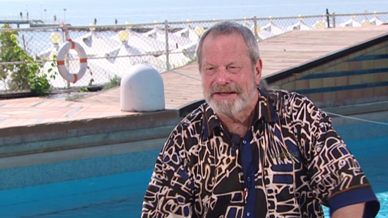 Vier Fragen an Terry Gilliam