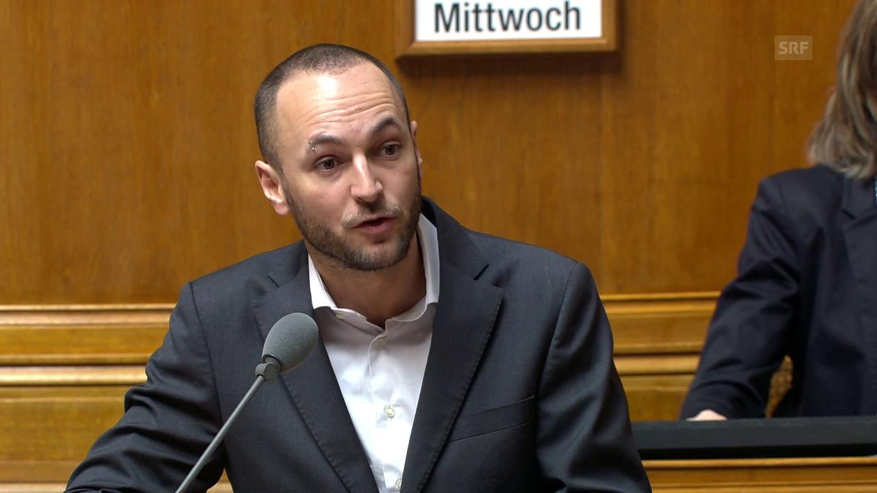 Mathias Reynard stellt die Lohnfrage