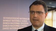 Video «Jordan: «Die Möglichkeiten der SNB sind beschränkt»» abspielen