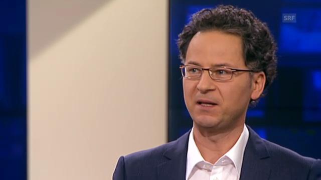Norbert Bischofberger analysiert den Rücktritt.