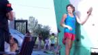 Video «Nina Caprez: Eine Profikletterin hilft Flüchtlingen» abspielen