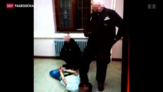 Video «Misshandlungsverdacht in deutschen Asylheimen» abspielen