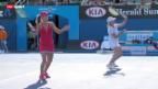 Video «Tennis: Die doppelte Martina» abspielen