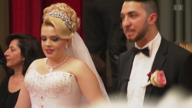Video «Folge 1 – Albanisch-türkische Hochzeit» abspielen
