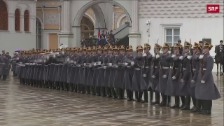 Link öffnet eine Lightbox. Video Beeindruckende Performance der Kreml-Wache abspielen