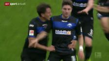 Video «Fussball: Rekordtor in der Bundesliga» abspielen