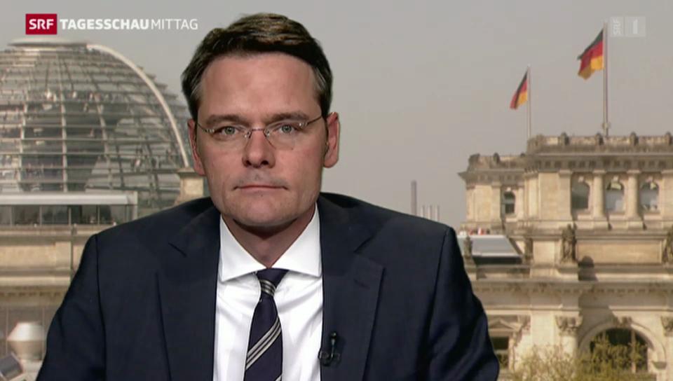 SRF-Korrespondent Stefan Reinhart zu Hoeness' Entscheid