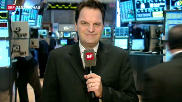 Video «Warum die Anleger trotz Unsicherheit zugreifen» abspielen
