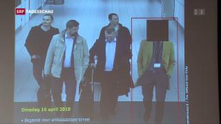 Video ««Krieg» der Geheimdienste» abspielen