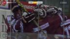 Video «Eishockey: Genf-Servette - Ambri» abspielen