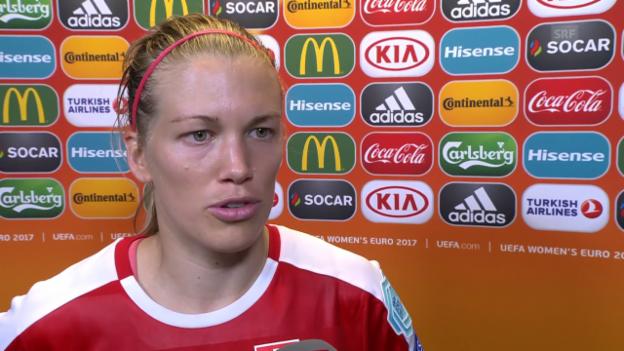 Video «Dickenmann: «Der Ball ging rein, egal wie»» abspielen