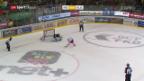 Video «Freiburg ringt Kloten im Shootout nieder» abspielen