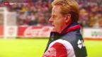 Video «Fussball: Rolf Fringers Zeit als Nationaltrainer» abspielen