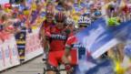 Video «Rad: 3. Etappe der Österreich-Rundfahrt» abspielen