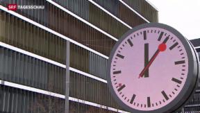 Video «SBB sorgt sich trotz gesteigertem Gewinn» abspielen