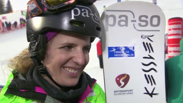 Video «Patrizia Kummer im Interview» abspielen