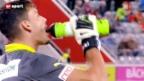 Video «Fussball: Nachzug zum Samstag» abspielen