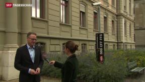 Video «Halbjahresgewinn der SBB bricht ein» abspielen