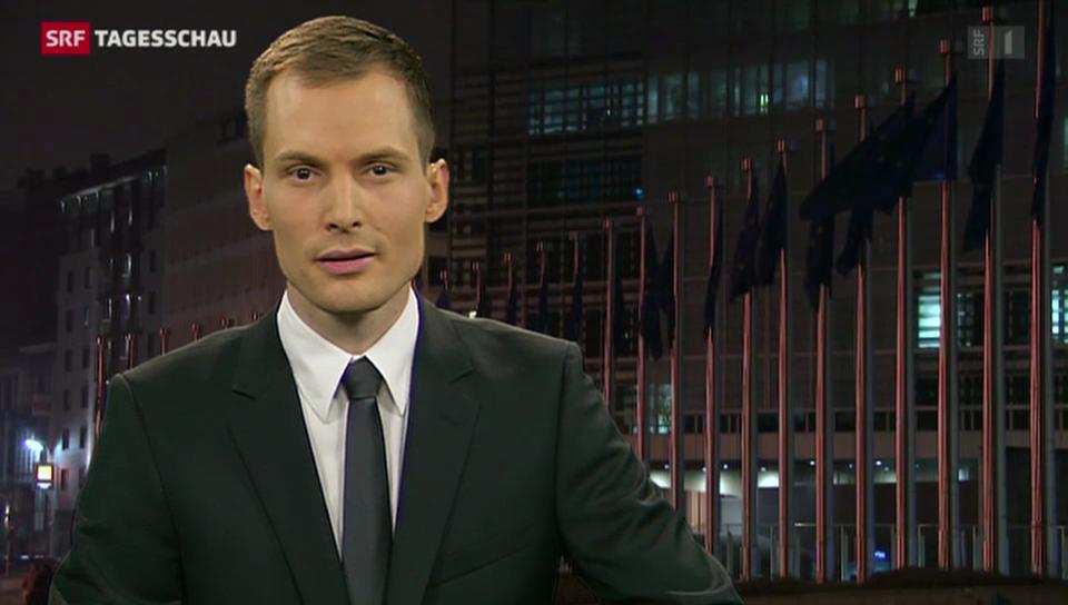Jonas Projer: «Politiker im Dilemma