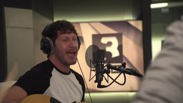 Video «Baba Shrimps «Hurry Hurry» – SRF 3 Live Session» abspielen