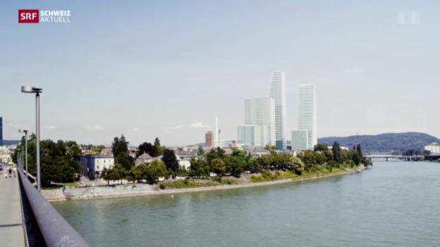 Video «Einsprache gegen Roche-Turm» abspielen
