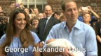 Video «Prinz George Alexander Louis» abspielen