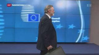 Video «Brexit: Austritt aus der EU nach 44 Jahren » abspielen
