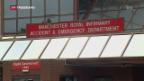 Video «Festnahmen nach Selbstmordanschlag in Manchester» abspielen