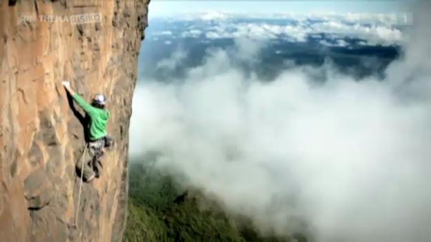 Video «Das Risiko des Todes» abspielen