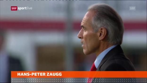 Video «Hans-Peter Zaugg wird Biel-Coach» abspielen