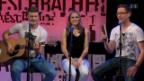 Video «Christoph Jakob, Sarah Breiter und Jonas Gygax» abspielen